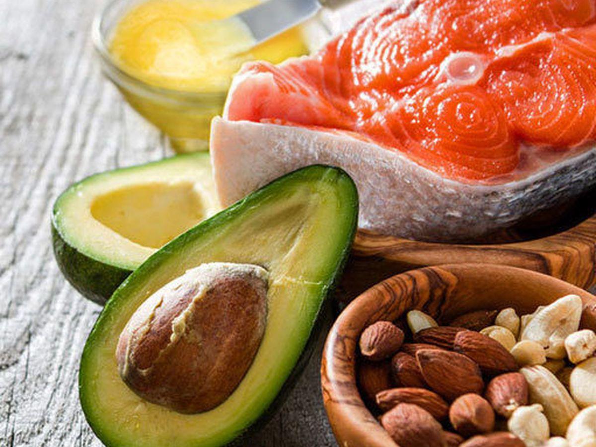 LCHF — принцип здорового питания: Low Carb High Fat — мало углеводов, много жиров Медведь и Слон 1